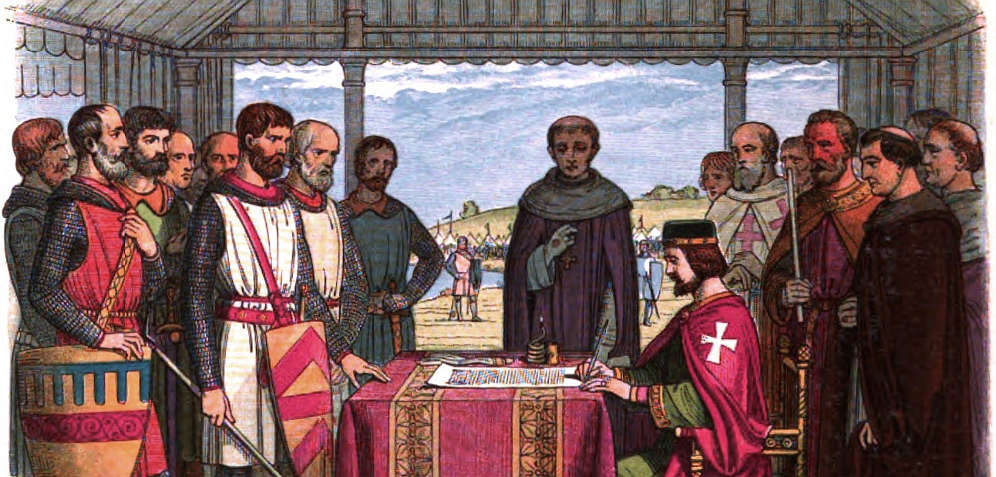 Signing of the Magna Carta