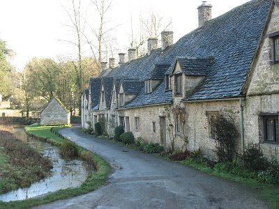 Cotswolds - Arlington Row Bibury
