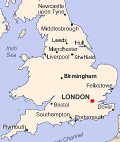 England S Biggest Cities