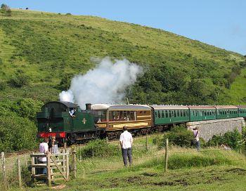 Britain's steam heritage railways